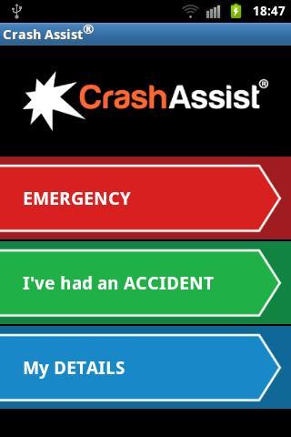 AARN Crash Assist- screenshot