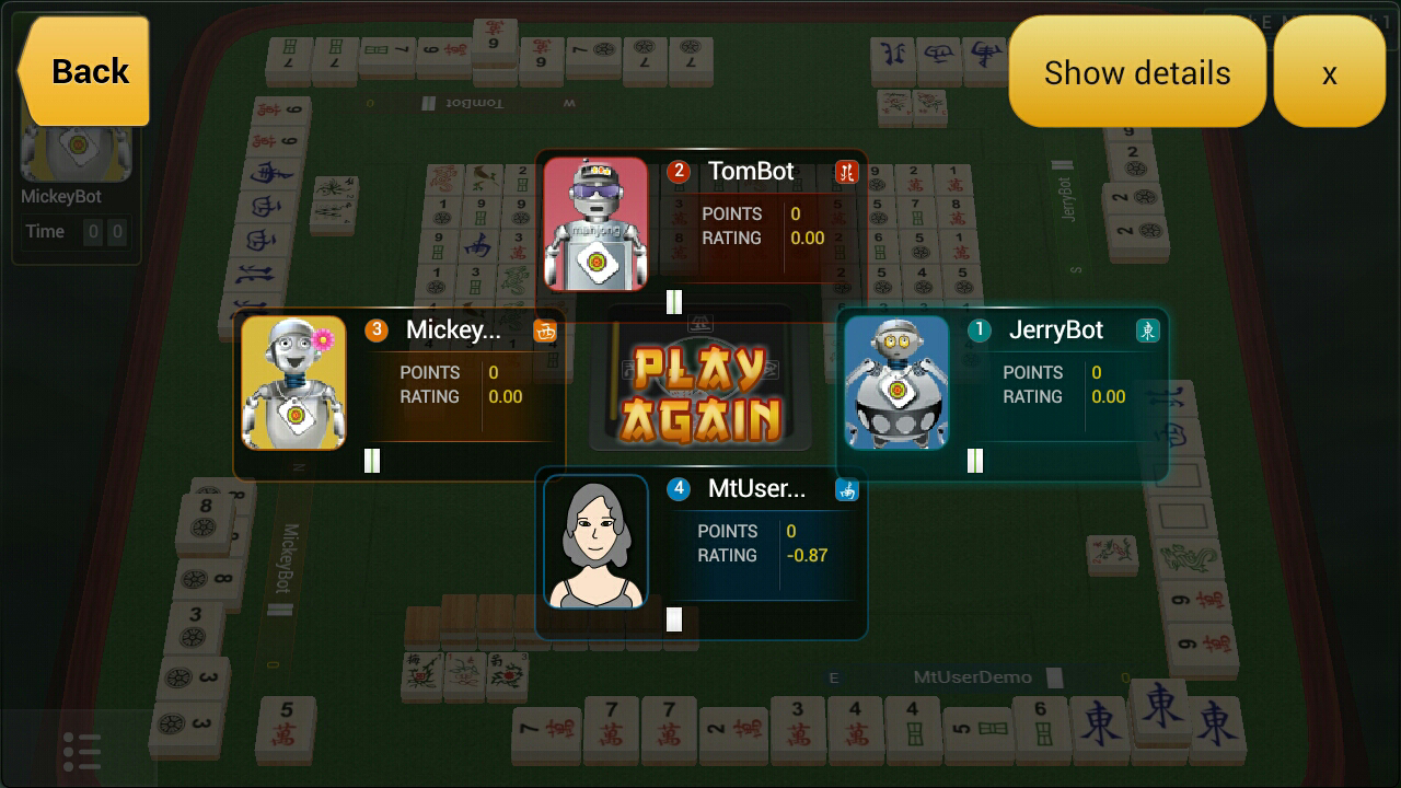 MahjongTime - screenshot