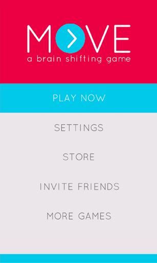 Move: A Brain Shifting Puzzle