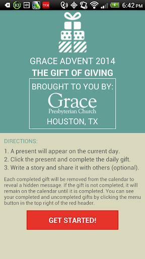 Grace Advent 2014