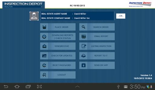 Realtor Inspection Tracker