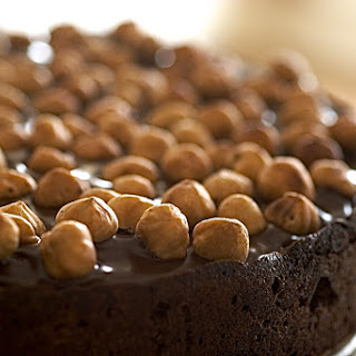Chocolate Hazelnut Cake.