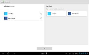 Social Feed Reader screenshot for Android