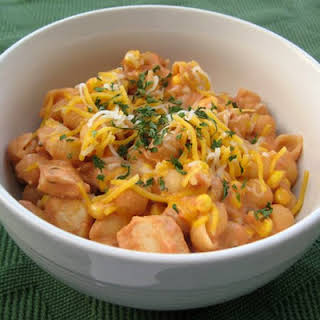 South-of-the-Border Chicken & Pasta Skillet.