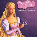 Barbie as Rapunzel games icon