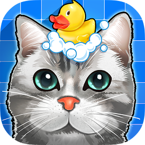Bubble Wash My Cat! SPA Salon for PC and MAC