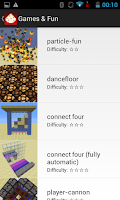 Screenshot of iRedstone Guide for Minecraft