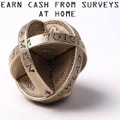 Earn Cash from Surveys At Home