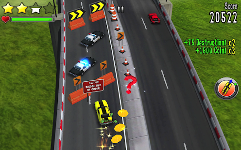 Reckless Getaway Free Screenshot 6