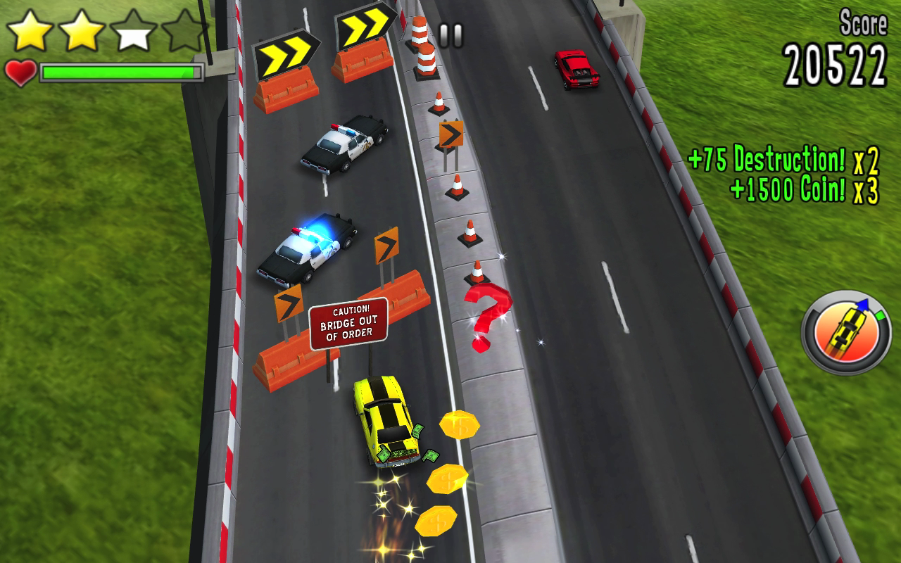 Reckless Getaway Free - screenshot