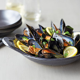 Cast-Iron Mussels