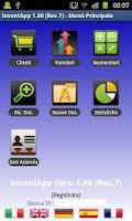 Screenshot of InventApp Pro