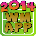 WM 2014 - Info App (Deutsch) icon