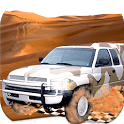 4x4 Desert Speed - Free Ride icon