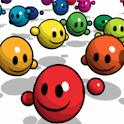 Colored Smiles Live Wallpaper logo