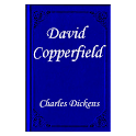 David Copperfield-Book logo