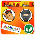 Battle: Pirates VS Ninjas Pro logo