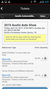 Austin Auto Show- screenshot thumbnail