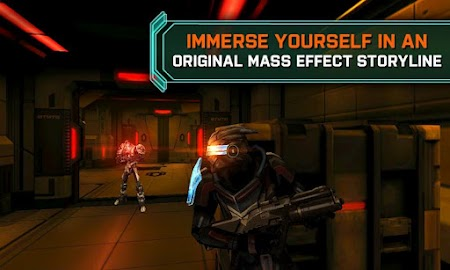 MASS EFFECT™ INFILTRATOR Screenshot 2