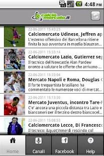 Calciomercato.it- screenshot thumbnail