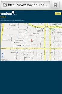 GPS Location and Tracking - screenshot thumbnail