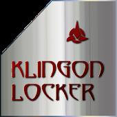 Klingon Go Locker Theme