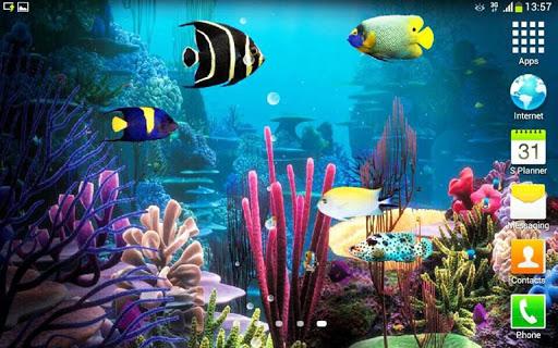 超真實3D動態水族館-海底世界