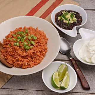 A Good, Basic Mexican Rice.