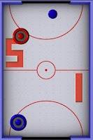 Screenshot of Super Air Hockey