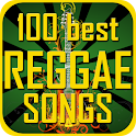100 Best Reggae Songs logo