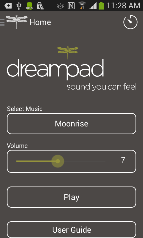 Dreampad Sleep- screenshot