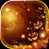 Halloween Fireflies HD LWP