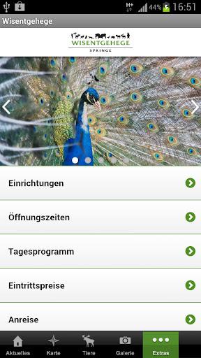 【免費生活App】Wisentgehege-APP點子