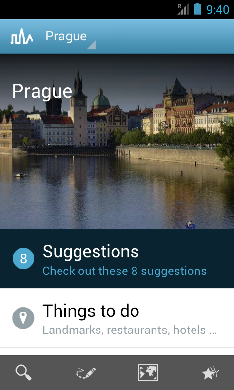 Prague Travel Guide by Triposo- screenshot