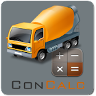 ConCalc - Concrete Calculator icon