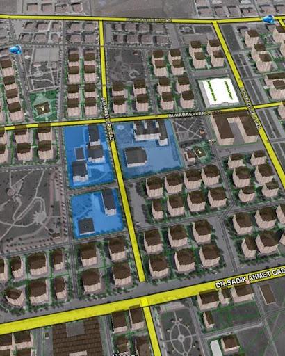 【免費旅遊App】Çorum 3D Kent Rehberi-APP點子