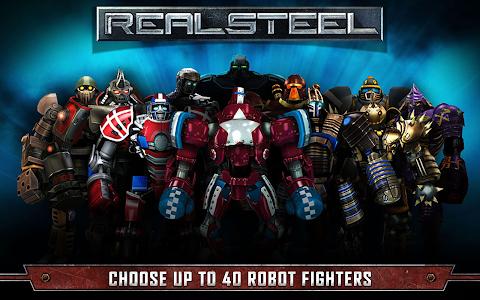 Real Steel v1.21.0
