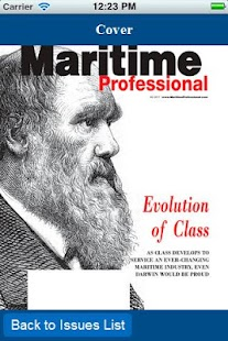 Maritime Professional- screenshot thumbnail