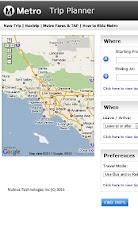 LA Metro Trip Planner
