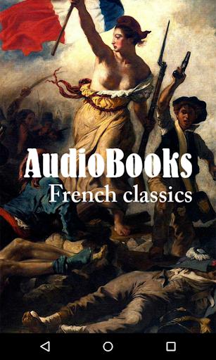 AudioBooks: French classics