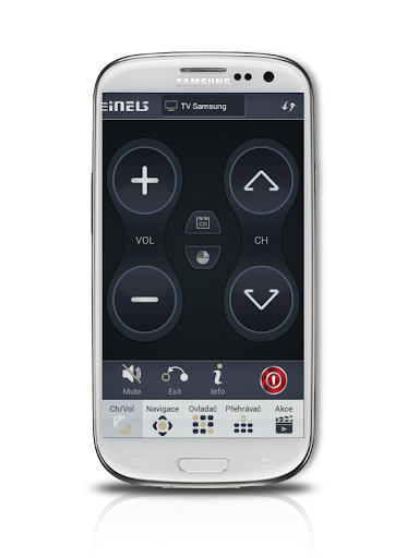 iNELS Home Control IR Mobile