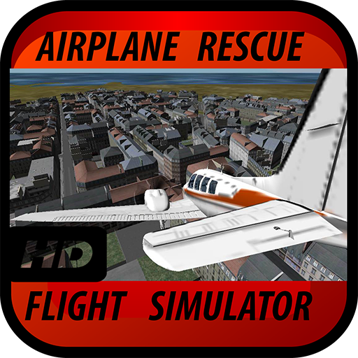 Máy bay 3D Flight Simulator