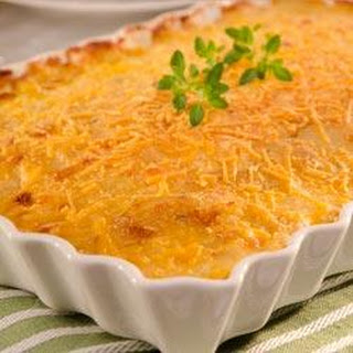 Becel® Cheesy Scalloped Potatoes