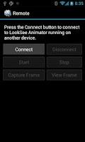 Screenshot of LookSee Remote