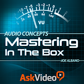 Audio Mastering Concepts