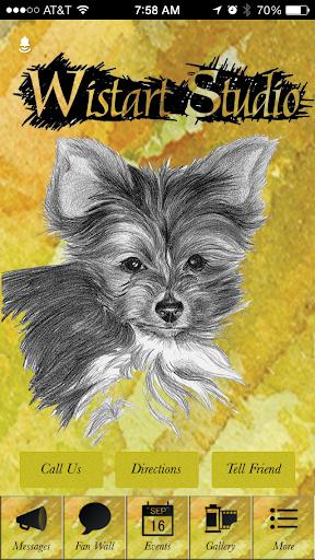 Wistart Studio Pet Sketch
