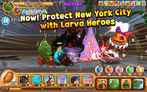 Larva Heroes: Lavengers 2014 v1.5.3 Mod