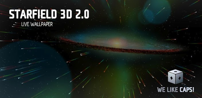 Starfield 2.0 Live Wallpaper v2.5
