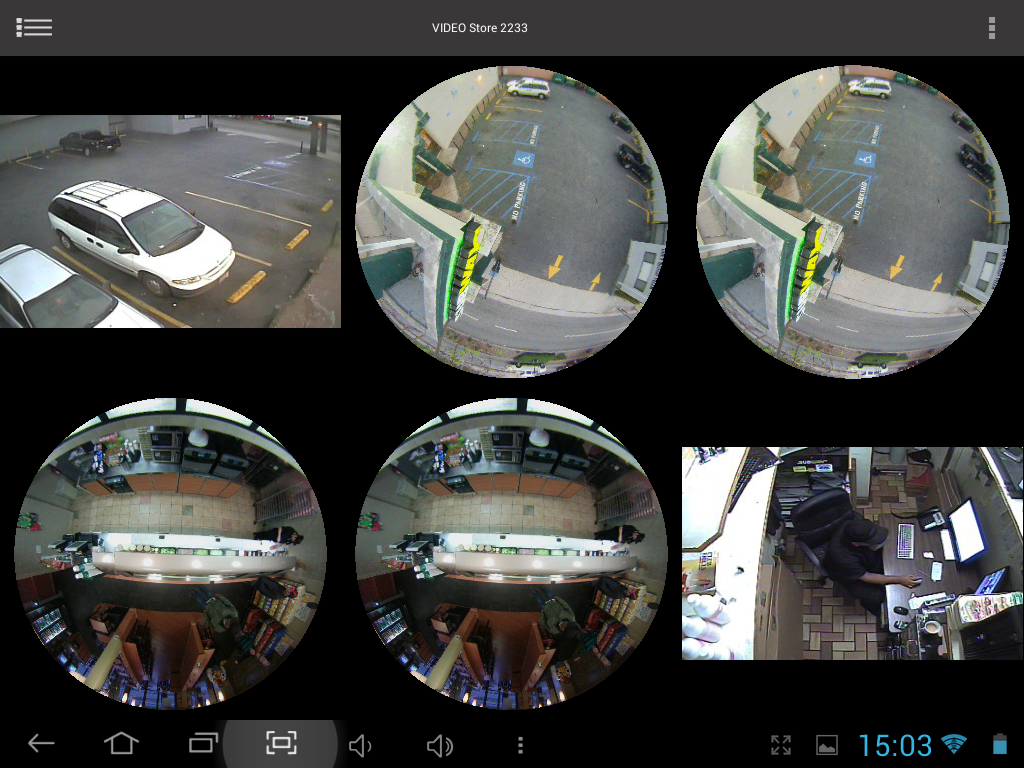 SUBWAY SURVEILLANCE Mobile- screenshot