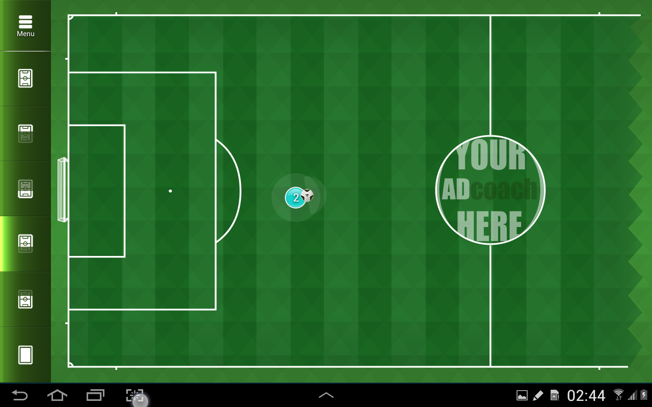 AdvCoach- screenshot